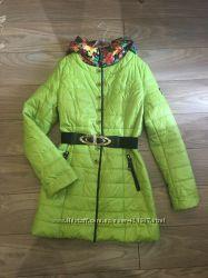 Куртка ATHENA с отстегивающимся капюшоном , Размер S реальный, хотя указан