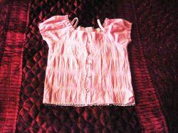 Продаётся блузка розовая, Турция