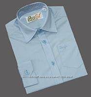 Школьные рубашки с длинным и коротким рукавом Bogi для мальчиков
