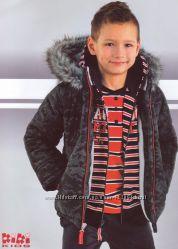 Теплые зимние курточки для мальчиков