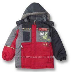 Зимняя теплая куртка для мальчиков Hoholino Италия