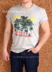 SALE. Брендовые мужские футболки. Много моделей.
