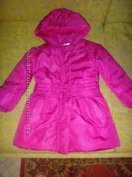 Фирменная куртка р. 104