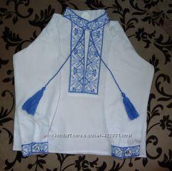 Вышиванка для маленького модника