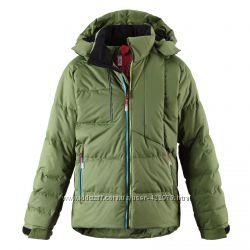 Куртки курточки пуховики Reima Рейма 2015 для мальчика