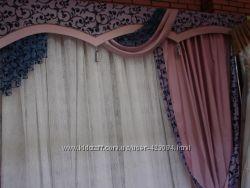 пошив штор, дизайн штор и домашнего текстиля в Броварах