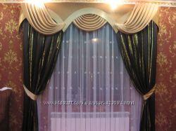 Частный дизайнер - текстильный  дизайн  интерьера