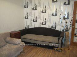 уютная 1-комнотная квартира в центре Бердянска посуточно