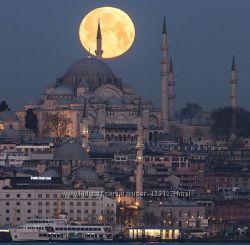В Стамбул за новыми впечатлениями.