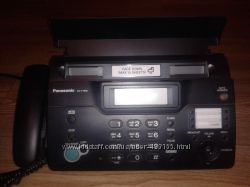 продам . телефон факс PANASONIC модель  KX-FT932UAобмена возврата нет пок
