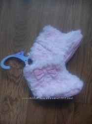 Меховые сапожки для маленькой принцесы