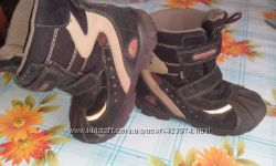 VIKING зимние мембранные ботинки р. 28