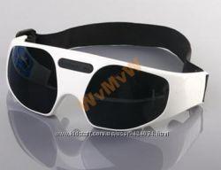 Магнитный акупунктурный массажер для глаз, стимулятор улучшения зрения