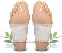 Очищающий пластырь для выведения токсинов и шлаков из организма Foot Patch