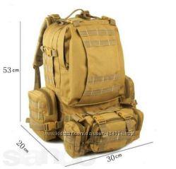 Военный, тактический рюкзак Military 40-10л