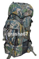 Туристический, штурмовой рюкзак 60 литров