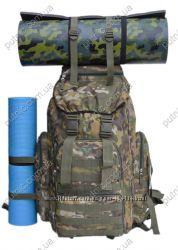 Рюкзак походный армейский мод А050 объём 65 литров