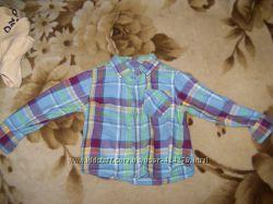 Рубашка - трансформер 2 в 1