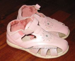босоножки розовые