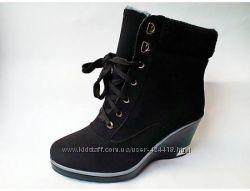 Зима . ботинки