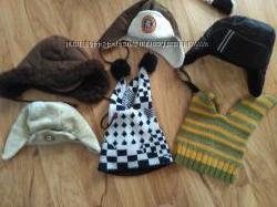 Шапки, шарфікм, рукавички недорого