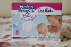 Прокладки на грудь Helen Harper Bra Pads, 30 шт. для кормящих мам
