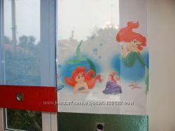 Комплект японских панелек  в детскую, 2п, 1-1п, 4п, 5п, 6п, 15п, 1-2п