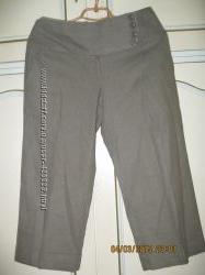 Новые брюки-капри 36 евро размер