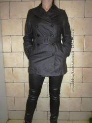 Пиджак-куртка вощеный коттон