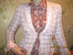 Пиджак фирменный 38 размера
