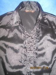 Блузочка атласная стрейч
