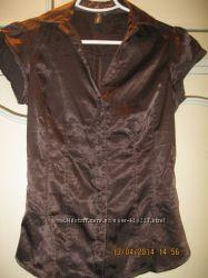 Красивая блузка на худенькую девушку