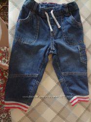 Суперские джинсы Baby Club 80р.