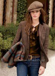 Шерстяной пиджак Burberry размер S-M