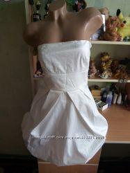 Очень красивое платье бюстье.