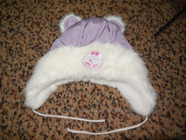Зимняя шапка David Star
