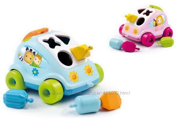 Smoby Машинка с формами 211323