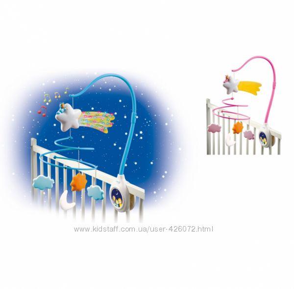 Музыкальный мобиль Simba Cotoons 211338