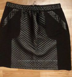Стеганая юбка H&M