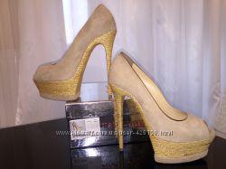 Шикарные туфли gianmarco lorenzi couture оригинал в идеале