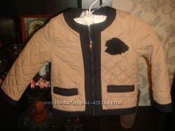 Стеганная курточка для девочки