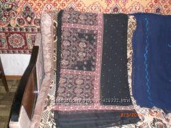 шарфы  два в одном
