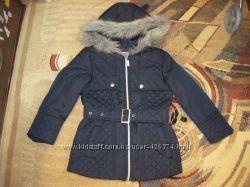 Курточка  демисезонная  на девочку