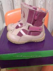 Шкіряні черевички у відмінному стані
