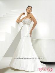 Свадебное платье ALLURE BRIDALS США