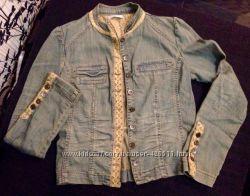 Пиджак куртка джинсовая Promod