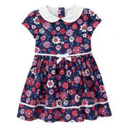 Летнее платье хлопок Gymboree 12 - 18 месяцев