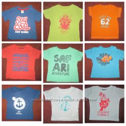 Много футболок для мальчиков