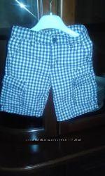 Стильные хлопковые шорты от тм Crazy8