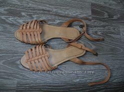 Босоножки Shoe Box Кожа